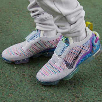"""Nike Air VaporMax 2020 Flyknit """"Pure Platinum"""": Sale Price: $134.97 (Retail $220)  – FREE SHIPPING"""