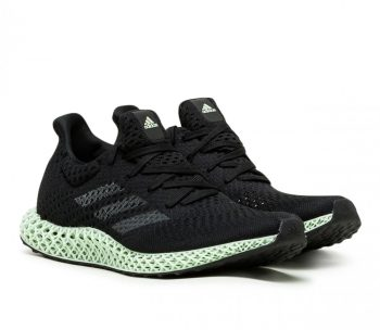 "Now Available: adidas 4D Futurecraft ""Black Green"""
