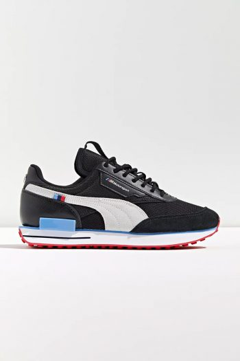 "Now Available: BMW x Puma Future Rider ""Black"""