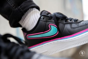 "Now Available: Nike Air Force 1 Low ""Miami Nights"""