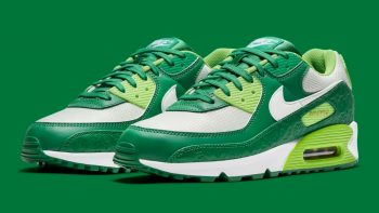"""Now Available: Nike Air Max 90 """"St Patricks Day"""""""