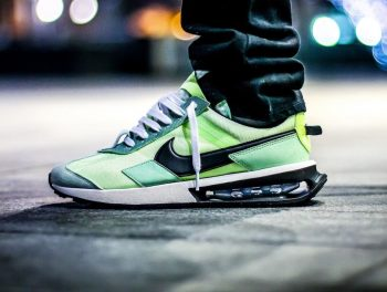 "Now Available: Nike Air Max Pre-Day ""Pistachio Frost"""