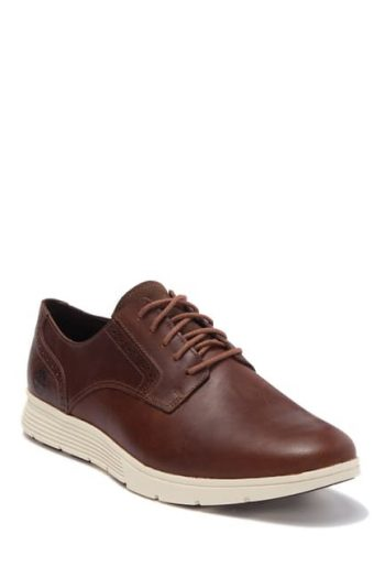 Timberland Shoes: Men's Timberland Franklin Leather Sneaker: $50 (Retail: $75) & More + Free Store Pickup