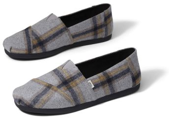 Toms Shoes: Men's or Women's Alpargatas Slip-On Shoe $18, More + Free Shipping on $59+