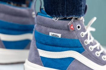 "Vans SK8-Hi MTE 2.0 ""Blue Marshmallow"": Sale Price: $49.97 (Retail $105)  – free shipping on orders $89+"