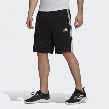 adidas Men's Designed 2 Move 3-Stripes Primeblue Shorts $12.75, adidas Women's Essentials 3-Stripes Cropped Hoodie $17, More + Free Shipping