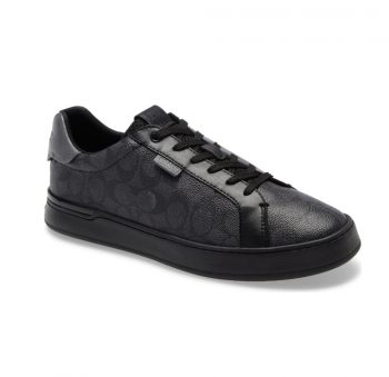 Coach Lowline Signature Sneaker: Sale Price: $90 (Retail $150)  – FREE SHIPPING