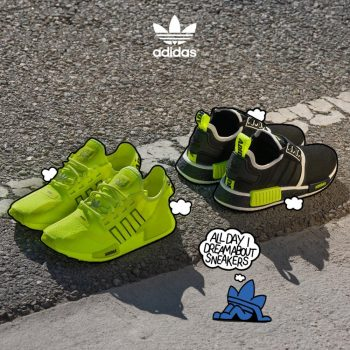 "Now Available: adidas Originals ""All Day I Dream About Sneakers"" Collection"