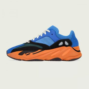 """Now Available: adidas Yeezy 700 """"Bright Blue"""""""