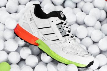 "Now Available: adidas ZX 8000 Golf ""White"""