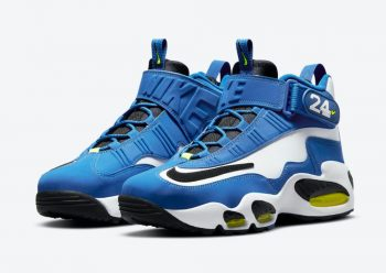 """Now Available: Nike Air Griffey Max 1 """"Varsity Royal"""" (2021)"""