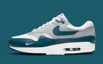 """Now Available: Nike Air Max 1 """"Dark Teal Green"""""""