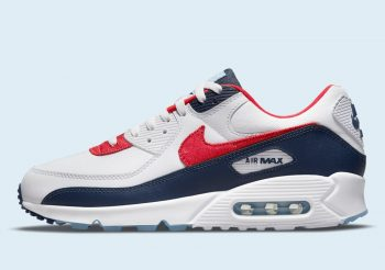 """Now Available: Nike Air Max 90 """"USA Denim"""""""