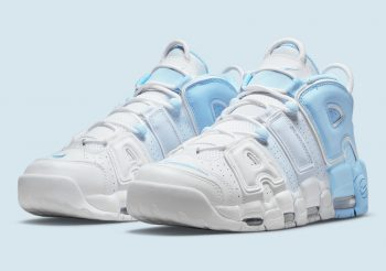 "Now Available: Nike Air More Uptempo ""Sky Blue"""
