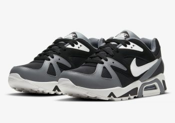 """Now Available: Nike Air Structure OG """"Black Smoke"""""""