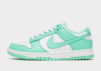 """Now Available: Nike Dunk Low (W) """"Green Glow"""""""