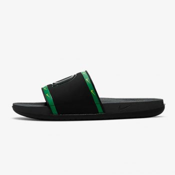 "Now Available: Nike Offcourt Slides ""Oregon"""