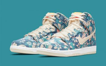 """Now Available: Nike SB Dunk High Pro """"Hawaii"""""""