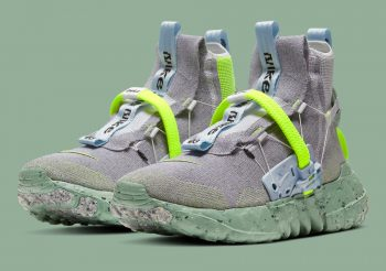 """Now Available: Nike Space Hippie 03 """"Healing Jade"""""""
