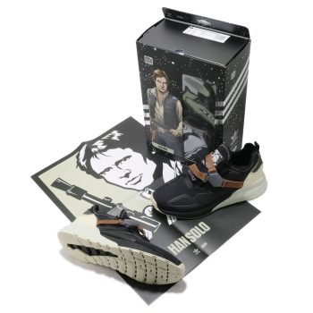 """Star Wars x adidas ZX 2K Boost """"Han Solo"""": Sale Price: $85 (Retail $170)  – FREE SHIPPING"""