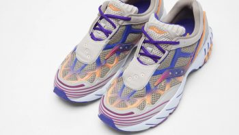 """White Mountaineering x Saucony GRID Web """"Multicolor"""": Sale Price: $104 (Retail $190)  – use code:  – SHOUTS2021 –  at checkout"""