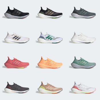 adidas UltraBOOST 21 colorways : 30% OFF + FREE SHIPPING – use code:  – SAVE30 –  at checkout