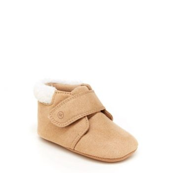 Munchkin by Stride Rite: Baby Girls' Rite Faux Fur Bootie (Various Colors): $5.70 (Retail: $19) + Free S&H on $35+