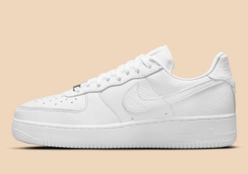 """Now Available: Nike Air Force 1 Craft """"Croc Swoosh"""""""