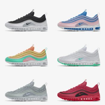 """Now Available: Nike Air Max 97 """"By You"""""""