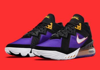 """Now Available: Nike LeBron 18 Low """"ACG Terra"""""""