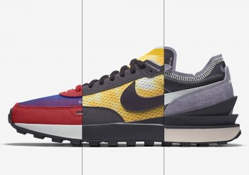 """Now Available: Nike Waffle One """"By You"""""""