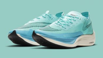 """Now Available: Nike ZoomX Vaporfly Next% 2 """"Aurora Green"""""""