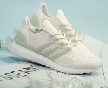 """Parley x adidas UltraBOOST 6.0 DNA """"Beige"""": Sale Price: $126 (Retail $180)  – FREE SHIPPING – use code:  – SAVE30 –  at checkout"""
