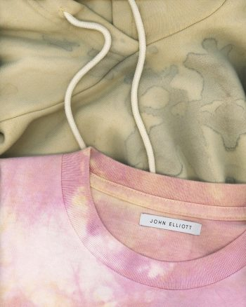 """50% OFF + FREE SHIPPING: John Elliott """"Japanese Dyed"""" Collection – Discount applied at checkout"""