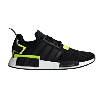 """adidas NMD R1 """"Black Volt"""": Sale Price: $59.97 (Retail $130)  – free shipping on orders $89+"""