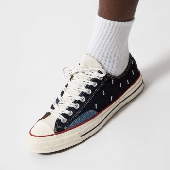 """Converse Chuck 70 Low Denim """"Indigo"""": Sale Price: $41.30 (Retail $85)  – FREE SHIPPING – Discount applied at checkout"""