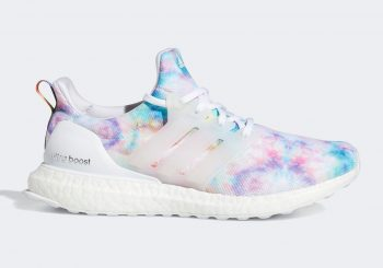 """Now Available: adidas UltraBOOST 4.0 """"Tie-Dye Rose"""""""