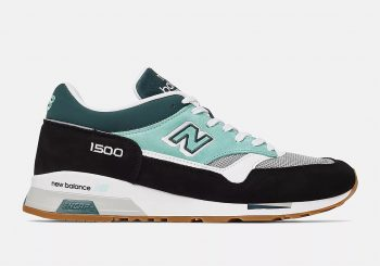 """Now Available: New Balance 1500 UK """"Black Teal"""""""