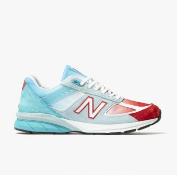 """Now Available: New Balance 990v5 """"Ice Blue"""""""