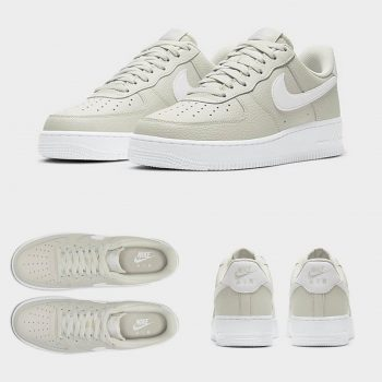 """Now Available: Nike Air Force 1 Low """"Light Bone"""""""