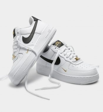 """Now Available: Nike Air Force 1 Low (W) """"Black Gold"""""""