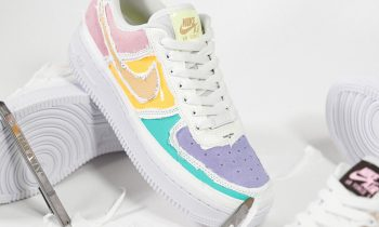 """Now Available: Nike Air Force 1 Low (W) """"Pastel Reveal"""""""