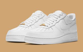"""Now Available: Nike Air Force 1 Low """"White"""""""