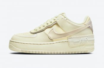 """Now Available: Nike Air Force 1 Shadow (W) """"Coconut Milk"""""""