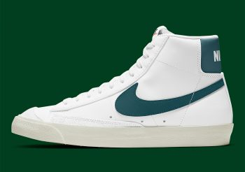 """Now Available: Nike Blazer Mid '77 Vintage """"Dark Teal Green"""""""