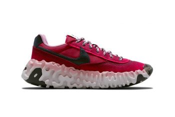 """Now Available: Nike Overbreak SP """"Beetroot"""""""
