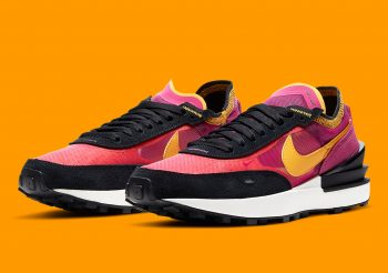 """Now Available: Nike Waffle One """"Active Fuchsia"""""""