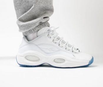 """Now Available: Reebok Question Low """"White Ice"""""""