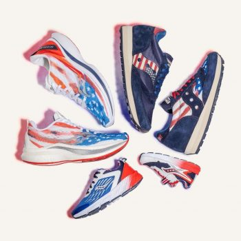 """Now Available: Saucony """"Stars & Stripes"""" Collection"""