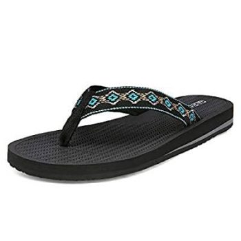 Qleyo Women's Flip Flops $9.20 (Various Colors) + Free Shipping w/ Prime or on $25+ [Use code '607JC65I' at checkout]